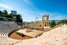 Ancient Roman Theatre, Plovdiv