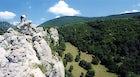 Free climbing around Banja Luka