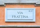 Via Frattina Roma