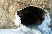 Pythagoras Cave in Samos