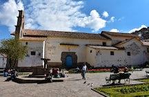 San Blas Viewpoint, Cusco