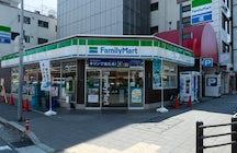 Family Mart, Tokyo
