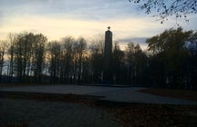 Mass burial ground, Molodechno, Belarus