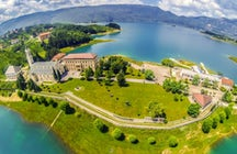 Franciscan monastery - Šćit