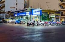 Arkadi car & bike rental