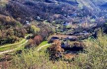 Naslavcea village