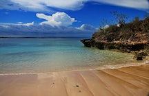 Pantai Pink, Lombok Island