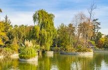 Quinta Normal Park, Santiago