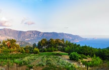 Mount Olympus Cyprus