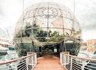 The Biosphere - Genova