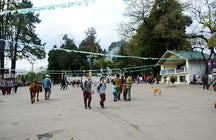 Mall Road, Darjeeling