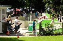 Poole Park Crazy Golf