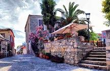 Visit the traditional village Afytos