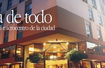 Provincial Plaza Hotel, Salta, Argentina
