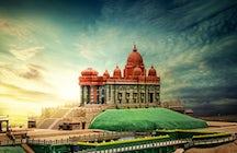 Vivekananda Rock Memorial, Kanyakumari, Tamil Nadu