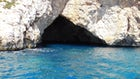 The Blue Cave of Alonissos