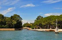 Giardini della Biennale, Venice