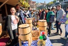 Wine Festival in Tbilisi, Georgia