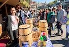 Wine Festival in Tbilisi, Georgia