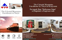 The Celestial Mountains Guesthouse - Naryn
