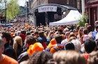 Koningsdag Op Straat - Frederiksplein