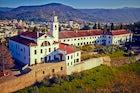 Franciscan Monastery Kostanjevica, Slovenia