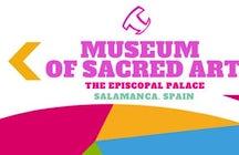 Palacio Episcopal de Salamanca  Museo contemporáneo de Arte Sacro