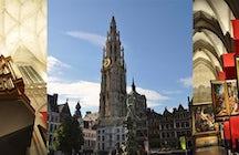 De Kathedraal, Antwerpen