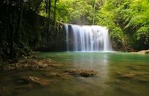 Wambalamba Waterfall, Buton, Southeast Sulawesi