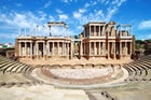 Roman Theatre, Mérida