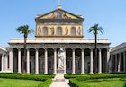 The Papal Basilica of Saint Paul Outside the Walls, Rome