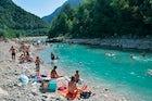 Nadiža River, Slovenia