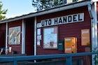 Utö Handel Grocerystore, Finland