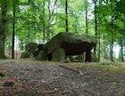 Osnabrück the Ancient Pagan Stone and Graveyard