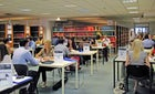 The library- University of Macedonia