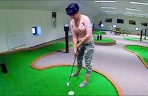 FOMEI Adventure golf  - zábava pro všechny,  nyní i v zimě