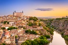 Spend a day in the narrow and hilly streets of Old Toledo, world heritage