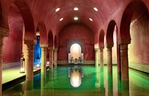 Relax in the Great Hammam of Rhodes