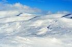 Glenshee Ski center, largest snowsports resort