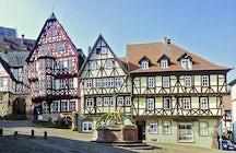 Old Market Square of Miltenberg