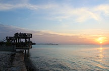 Blue Terrace Restaurant, Huraa Island