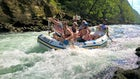 Rafting in the Vrbas Canyon