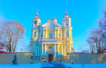 Church of St. Peter and St. Paul, Vilnius