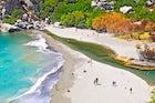 Preveli Beach in Rethymno