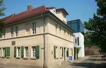 Nietzsche's house