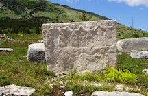 Dugo polje necropolis, Blidinje