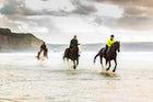 Traeth Cymyran Beach