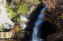 The waterfall of Astghik
