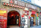 The Historical Museum - Mont Saint Michel