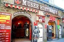 The Historical Museum - Mont Saint Michel